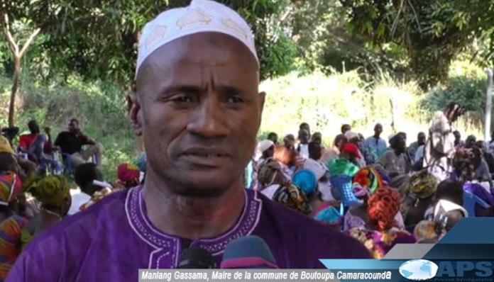 Boutoutpa-Camaracounda veut plus de sécurité