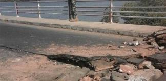 Des hommes armés dynamitent le pont de Niambalang
