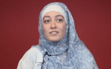 Maryam Pougetoux, présidente voilée de l'Unef, Sorbone