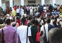 Des résultats faibles au baccalauréat à Tambacounda