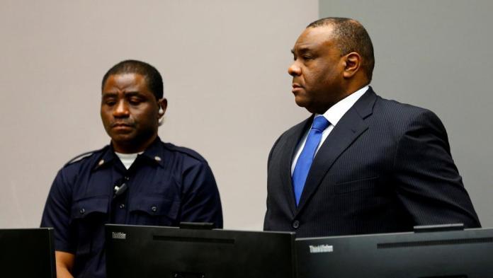 La liberté provisoire pour Jean-Pierre Bemba