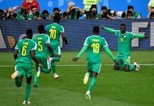Le Sénégal bat la Pologne
