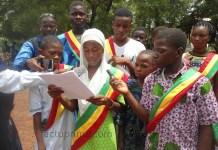 L'enfant africain célébré à Kédougou