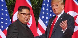 Echange d'invitations entre Donald Trump et Kim Jong-un