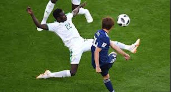 Match nul (2-2) entre le Sénégal et le Japon