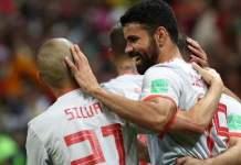 L'Espagne bat difficilement l'Iran