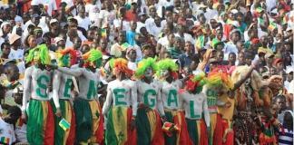 Des supporters sénégalais manquent à l'appel pour le retour de Russie