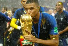 La France championne du Monde 2018 de football