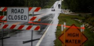 Florence inquiète la Caroline du Nord