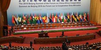Sommet Chine-Afrique