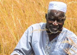 """Yacouba Sawadogo, """"l'homme qui a arrêté le désert"""""""
