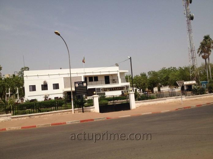 Reprise de la construction du lycée technique de Tambacounda