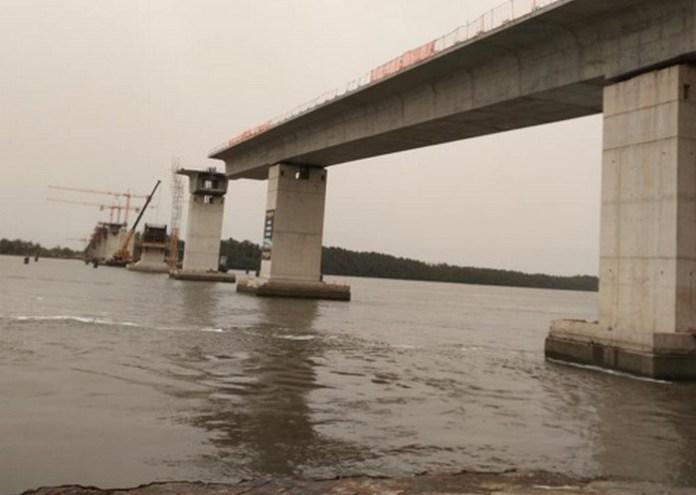 Le pont de Farafégné sera ouvert en janvier
