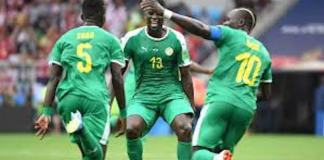 Le Sénégal bat le Soudan 3-0