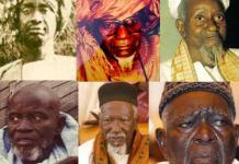 Les 8 khalifes des mourides