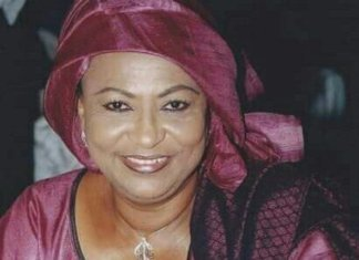 Soham Wardini maire de Dakar
