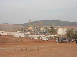 L'usine d'or de Mako