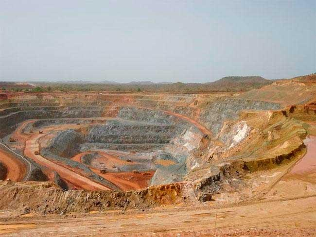 Les industries extractives représentent 1,9% du PIB du Sénégal