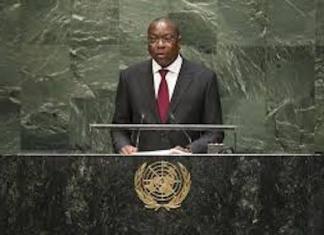 Mankeur Ndiaye Secrétaire général adjoint de l'ONU