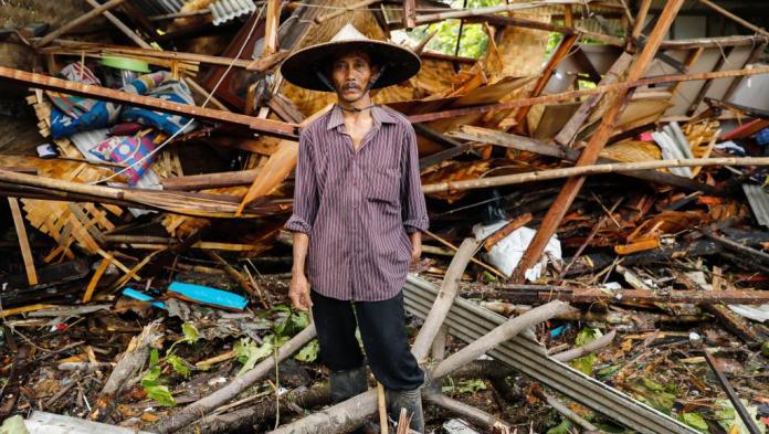 Pourquoi l'Indonésie est souvent frappée par des catastrophes ?