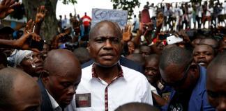 Martin Fayulu conteste sa défaite à la présidentielle en RDC
