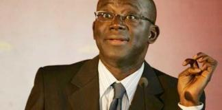 Le Pr Mamadou Diouf pour une présidentielle calme et transparente