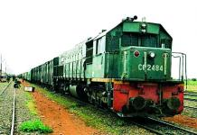 Transport de marchandises par Dakar-Bamako-Ferroviaire