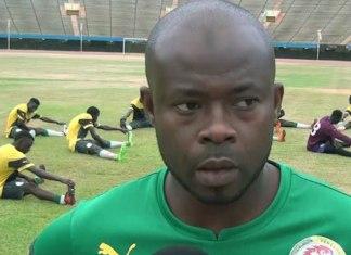 Youssouph Dabo coach des U20 du Sénégal