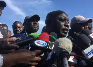 Idrissa Seck rejette les résultats de la présidentielle