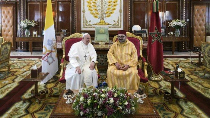 Le statut multi-religieux de Jérusalem défendu par le Pape et le roi du Maroc