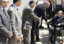 Abdelaziz Bouteflika et le clan du pouvoir