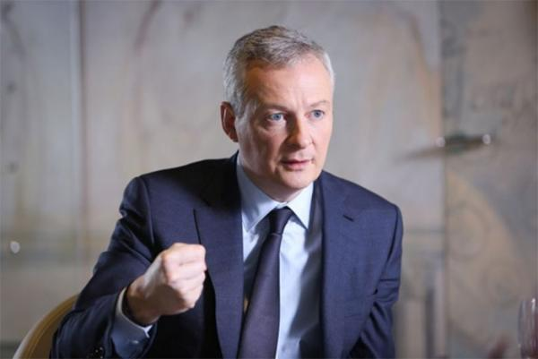 Bruno Le Maire défend le franc CFA