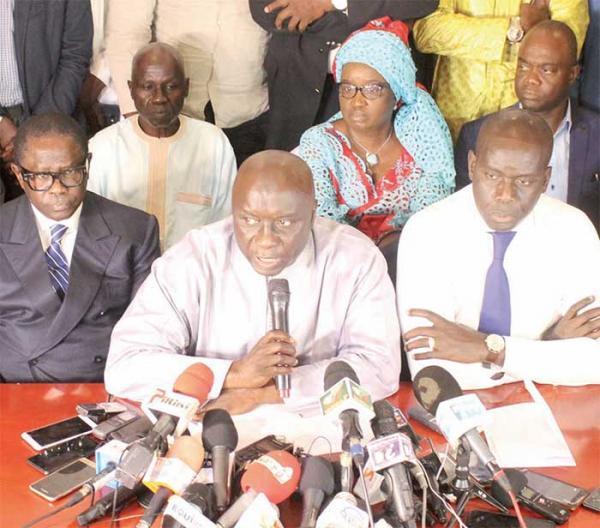 Idrissa Seck et le second tour de la présidentielle