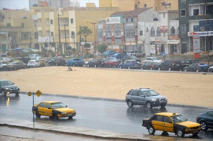 Fraicheur et pluies fines sur le Sénégal