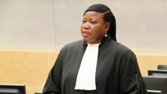 La procureur générale de la CPI Fatou Bensouda indésirable aux Etats-Unis