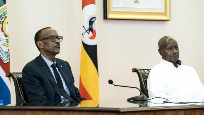 La tension couve entre l'Ouganda et le Rwanda
