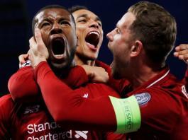Liverpool en finale