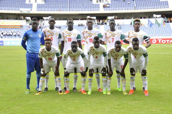 Les U20 du Sénégal en huitièmes de finale au Mondial U20