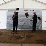Début de la construction de la station hydrogène pour les trains Alstom dans le land de Hesse