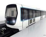 Le design des nouveaux métros de Marseille dévoilé!