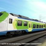 Alstom va fournir 20 Coradia Stream à la Lombardie