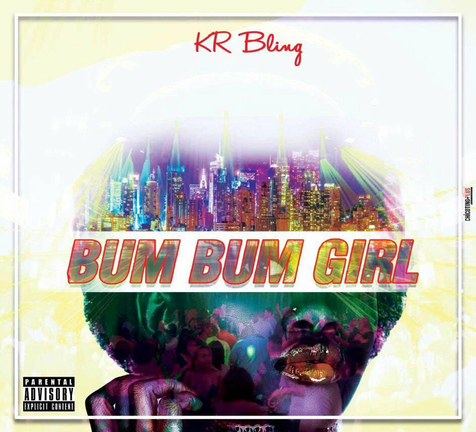 KR BLING -  BUM BUM GIRL