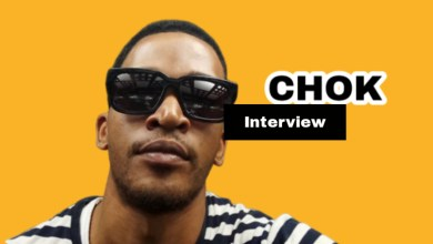 Photo de Interview avec le rappeur CHOK
