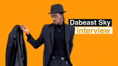 "Photo de INTERVIEW: Dabeast Sky ""je penche plus dans le style afro pop/rnb"""