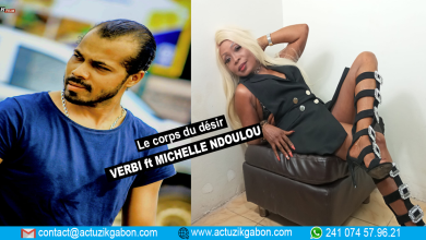Photo de Michelle Ndoulou feat Verbi –  Le corps du désir (audio officiel)