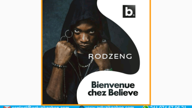 Photo de Rodzeng rejoint Believe africa