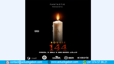 Photo de Audio: Créol – Bougie 144 feat 2MJ et J.O.J.O