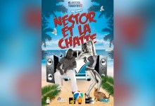 "Photo de ""Nestor et la chatte"" premier single solo de Nestor"