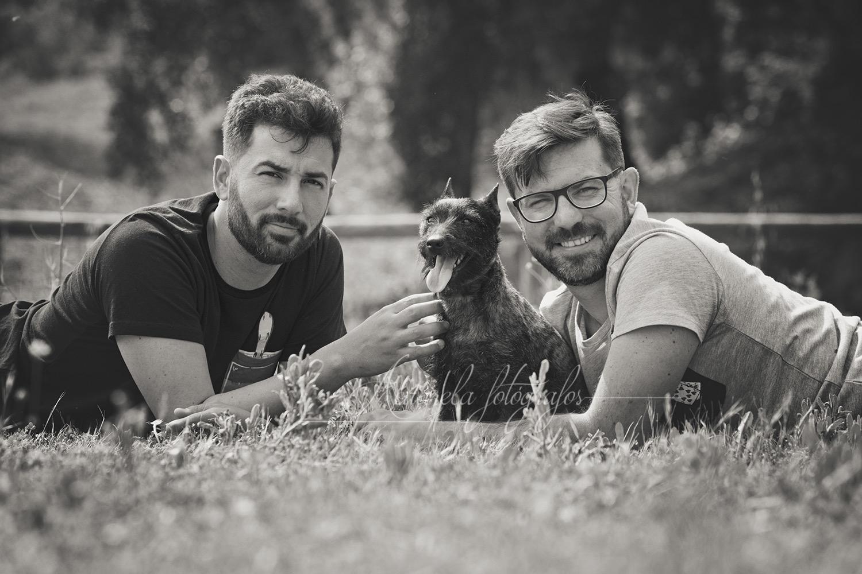Paseando amor por la Sierra de Sevilla | PreBoda Juanma y Fran