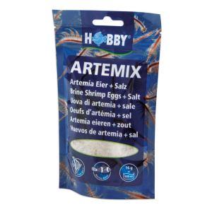 Hobby 21100 Arte Mix, Huevos + Sal, 195 g